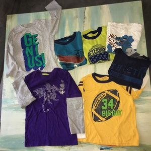 Bundle of 7 Shirts
